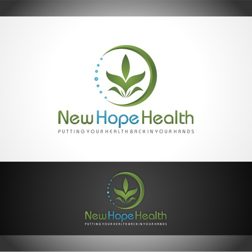 logo for New Hope Health