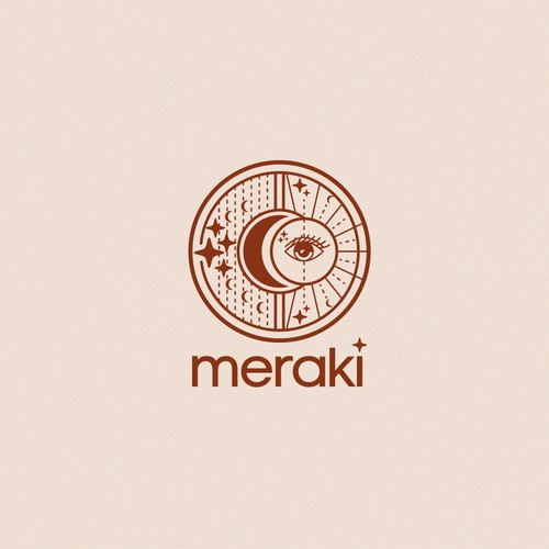 Logo proposal for Meraki