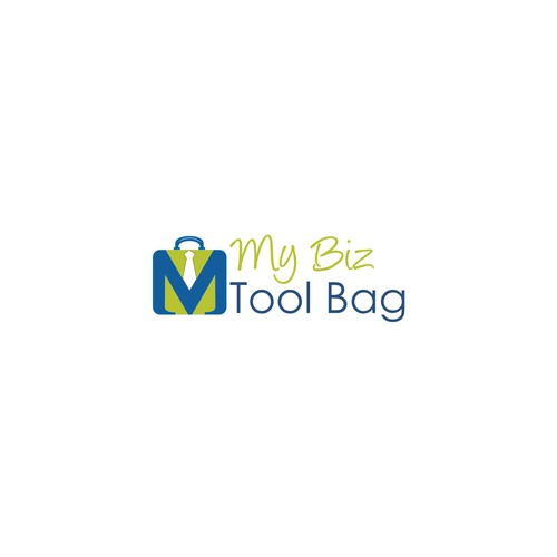 Help My Biz Tool Bag with a new logo