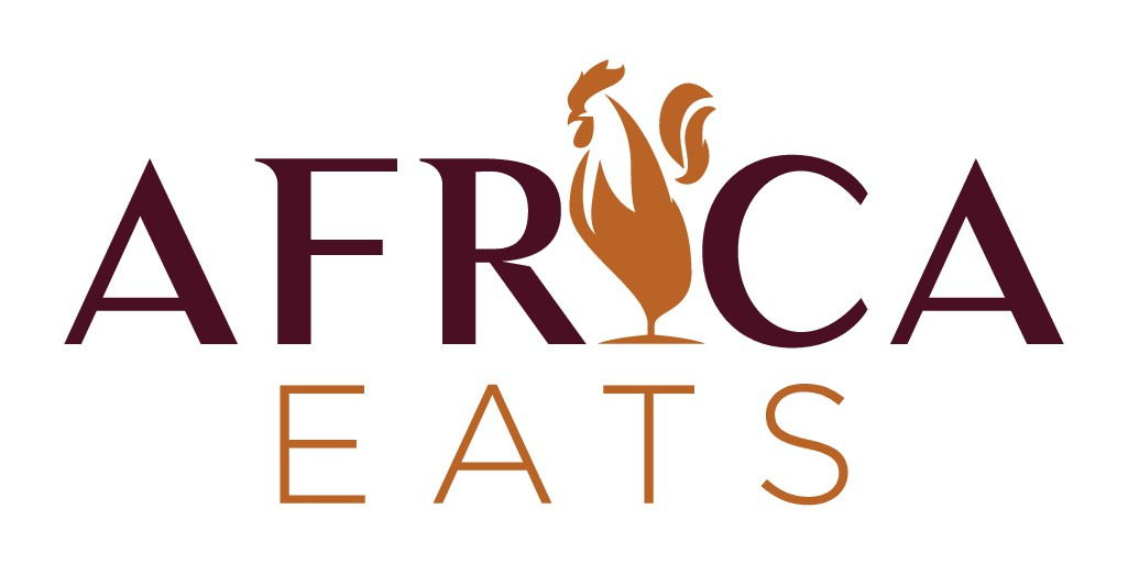 A logo for AFRICA EATS, that will last for centuries