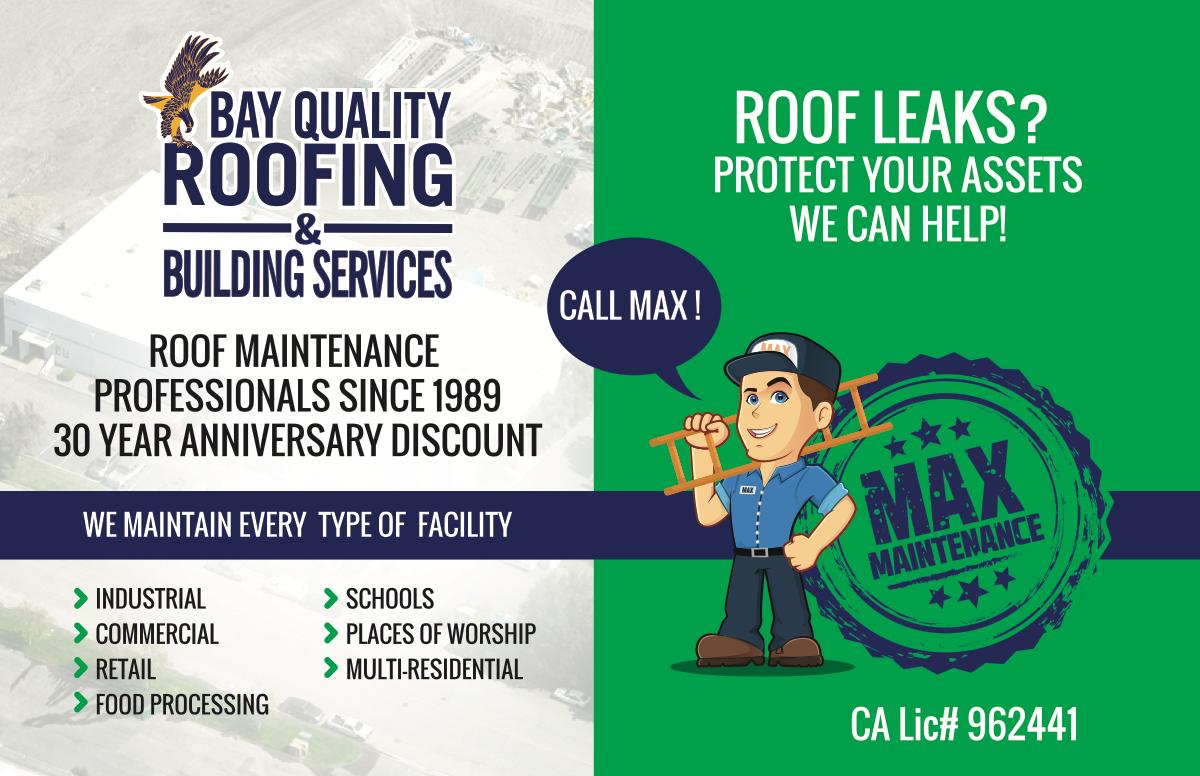 Roof Maintenance Mailer