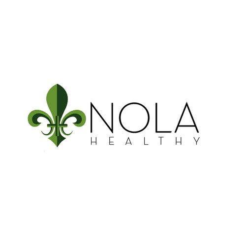 Bold Design for Nola Fitness