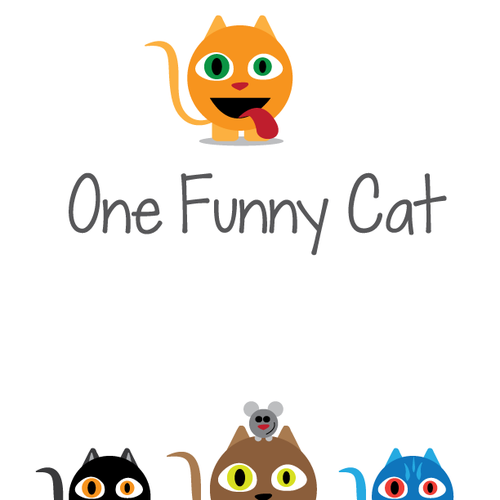 One funny cat photo voting site