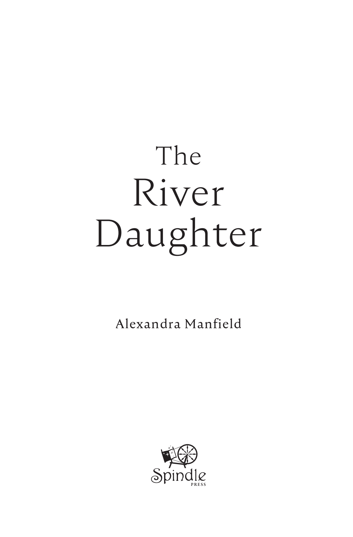 The River Daughter Interior