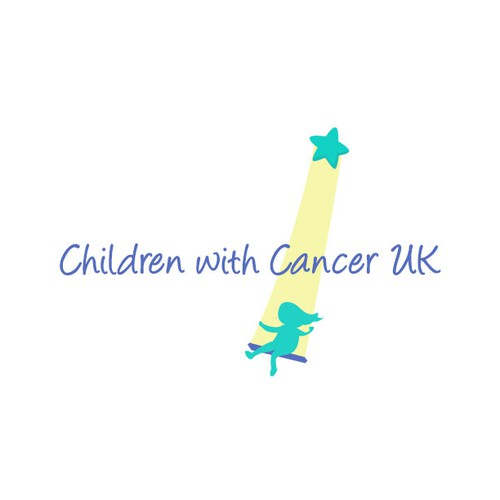 Logo for a Children with Cancer charity