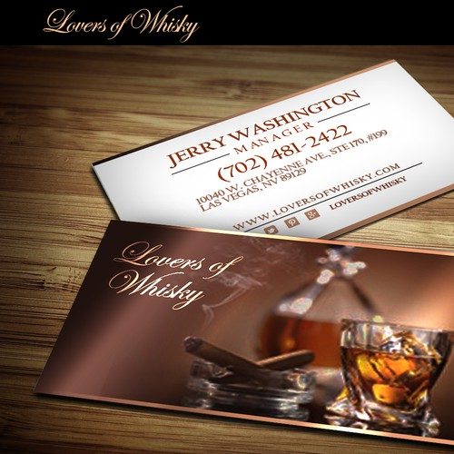 Lovers of Whisky Concept Art