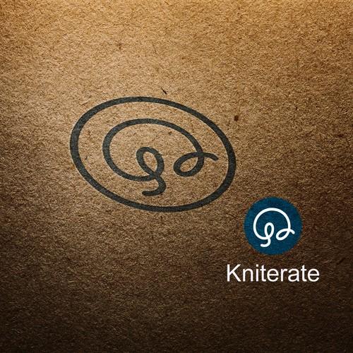 knitting company concept