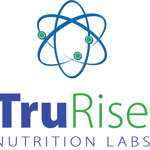 Create a Professional & State-of-the-art Logo for TruRise Nutrition Labs