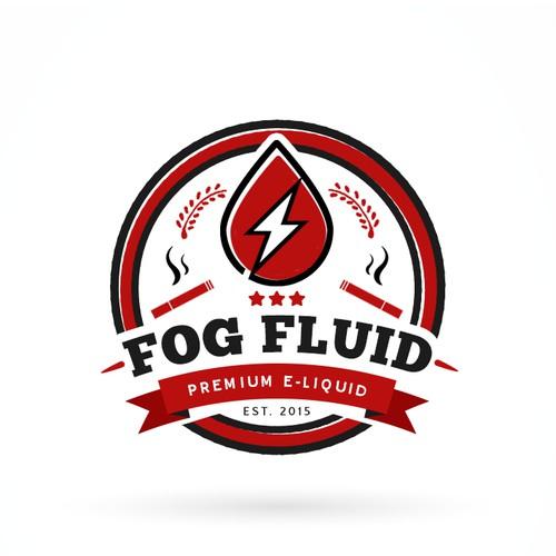 Fog Fluid logo.