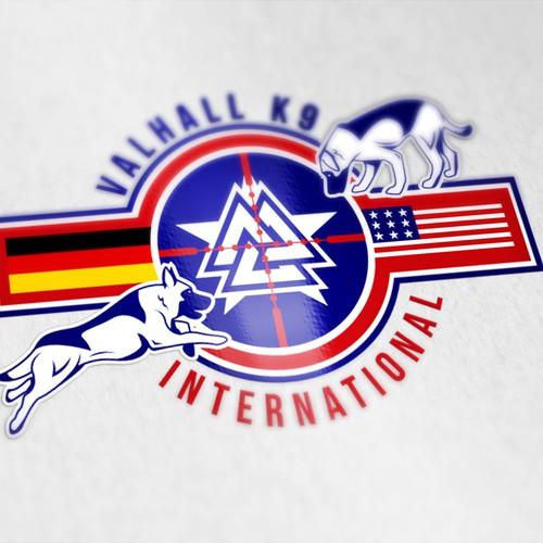 logo for k9