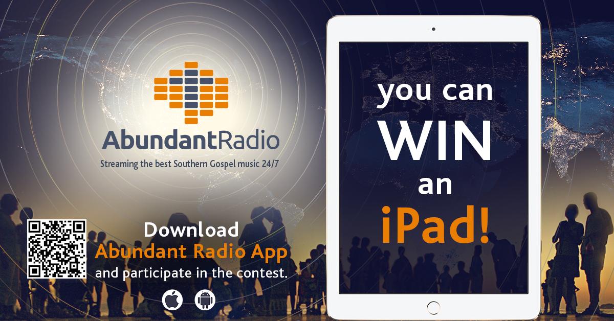 Abundant Radio Facebook Ad