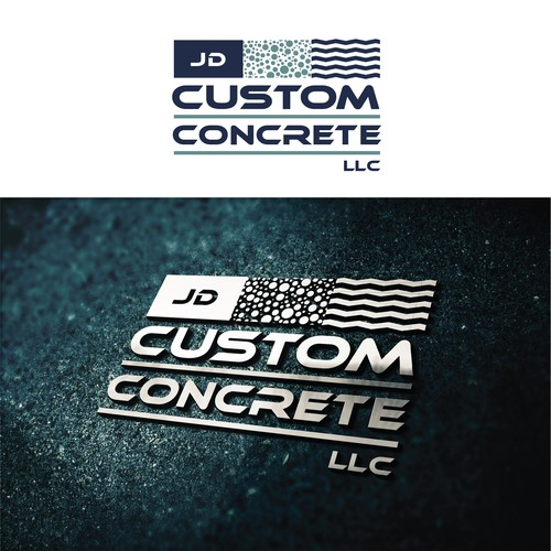Concept of Custom solution of perfect professional works with concrete