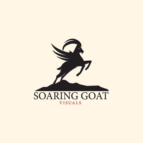 Soaring Goat