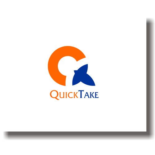 QuickTake Logo Design