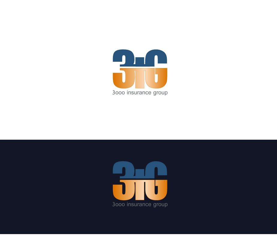 Create the next logo for 3000 Insurance Group