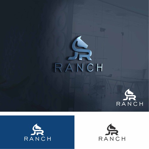 James River Ranch in need of a new brand and fresh logo.