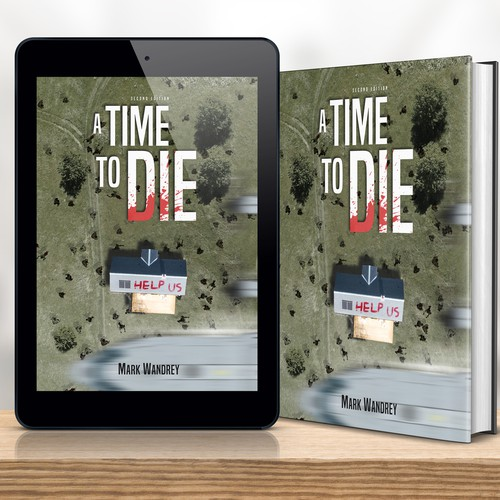 Book Cover for Time To Die
