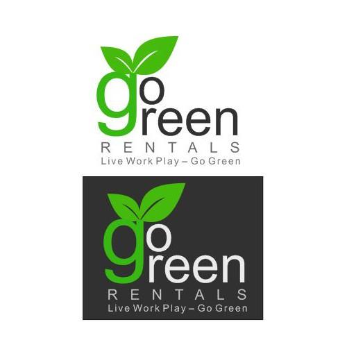Go Green Rentals needs a new logo