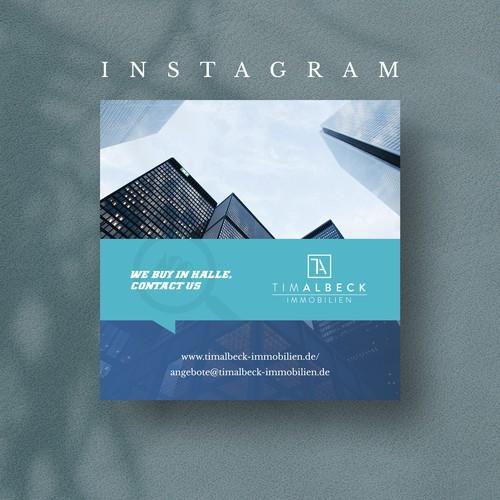 Corporate Instagram Post