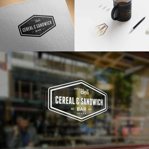 CEREAL & SANDWICH BAR LOGO