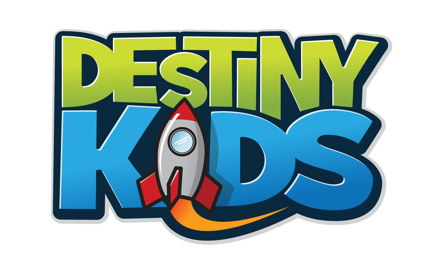 Create a fun Kids logo for fast growing Church in Maryland.
