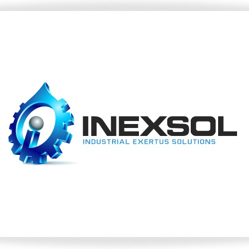 Help INEXSOL with a new logo and business card