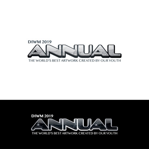 Annual Logo Design