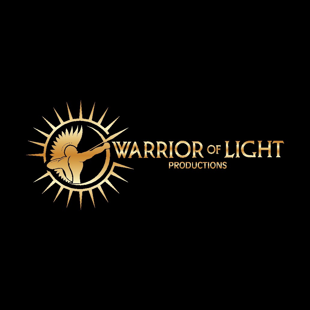 Create a strong visual impact Logo for Warrior of Light
