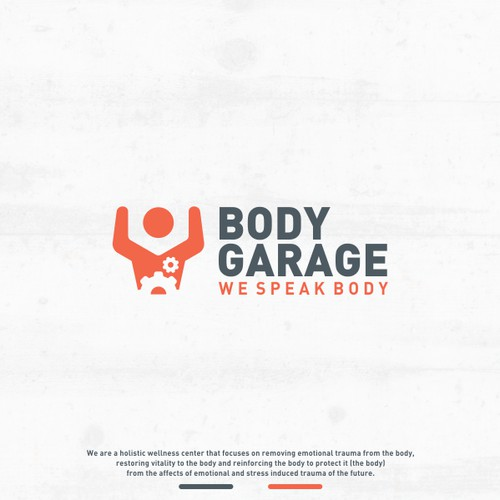 Logo design for Body Garage