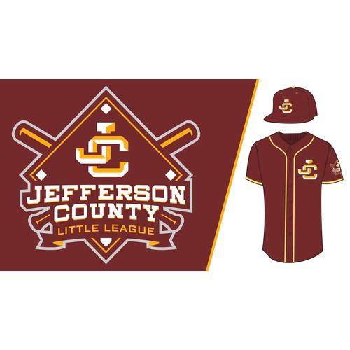 Logo for Jefferson County Little League