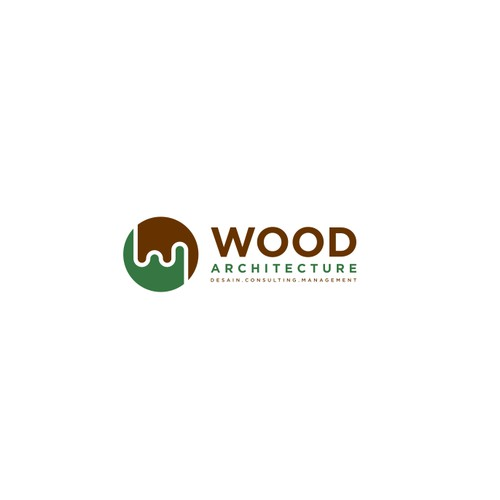 Wood Architecture Design