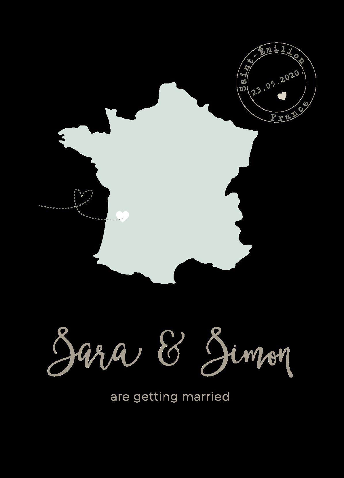 Sara and Simon's wedding