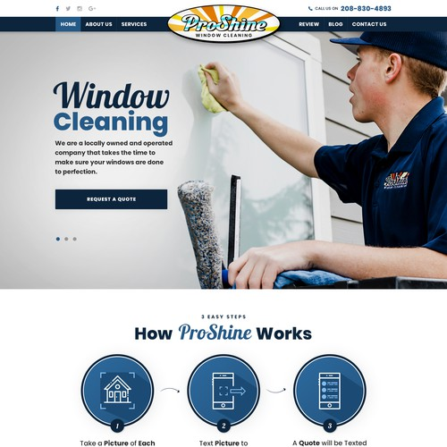 ProShine Window Cleaning
