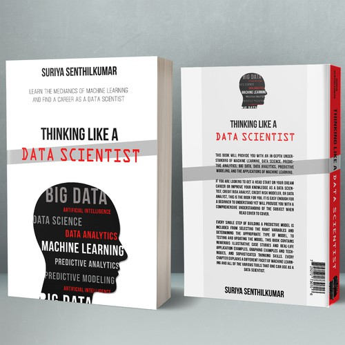 Book cover 'THINKING LIKE A DATA SCIENTIST'