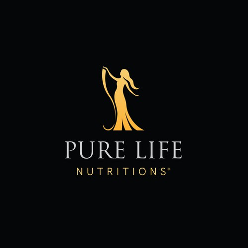 Pure life nutritions logo