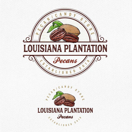 Louisiana Plantation Pecans