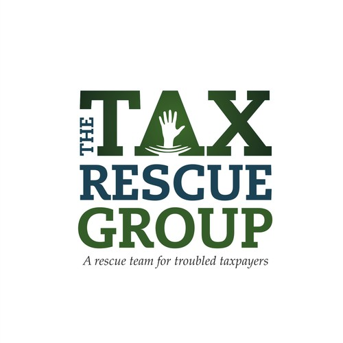 Logo for a company helping to manage taxes