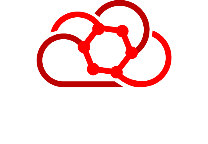 Conceive an enlightening logo for the Materials Cloud web portal
