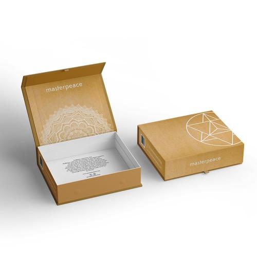 masterpeace meditation box design