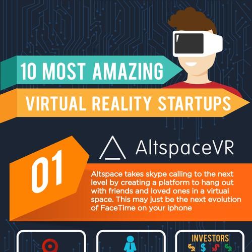 Infographic VR