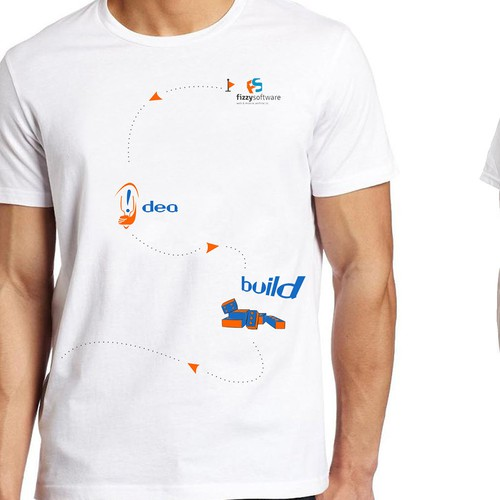 Web and mobile architects need an awesome t-shirt design :)