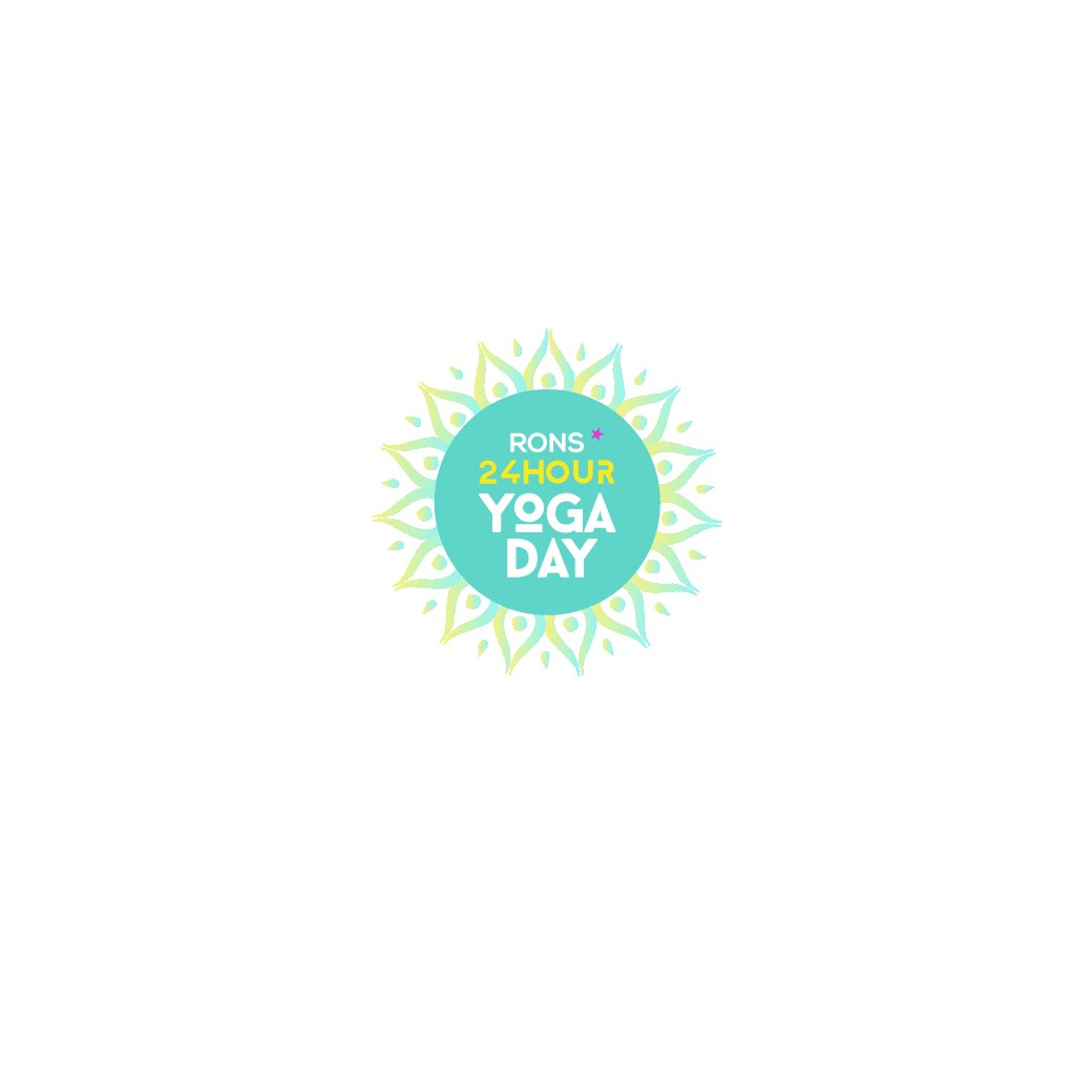 Erstelle ein Logo für ein urbanes Yogafestival
