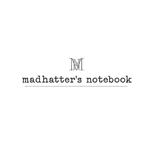 New logo wanted for madhatter's notebook