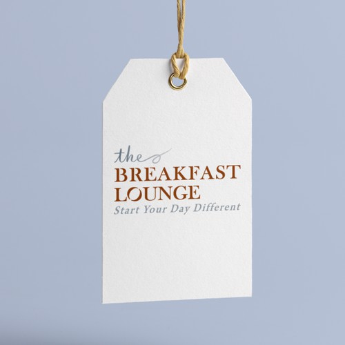 Make your mark on The Breakfast Lounge by creating an outstanding logo!