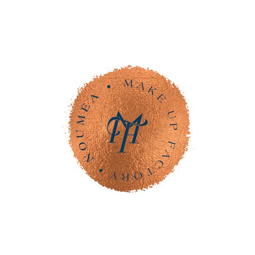 Custom make up monogram