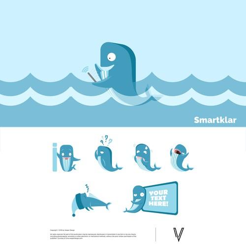 Smartklar Whale