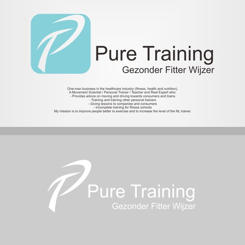 For Pure Training