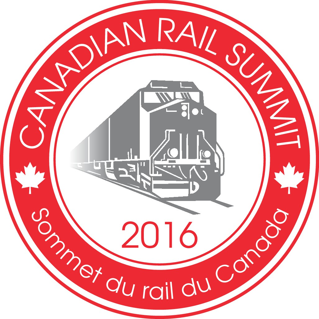 Are you a rail fan? Create a logo for Canada's leading rail industry event.