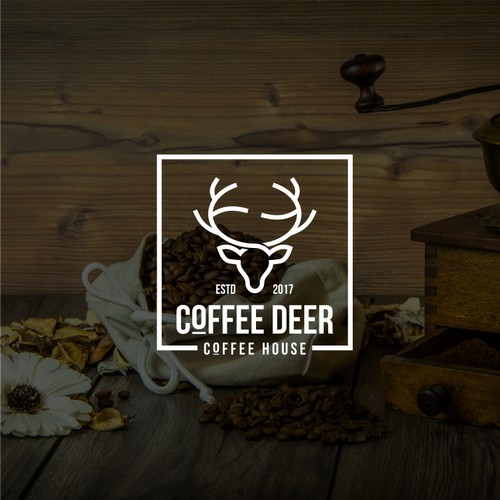 Coffee deer
