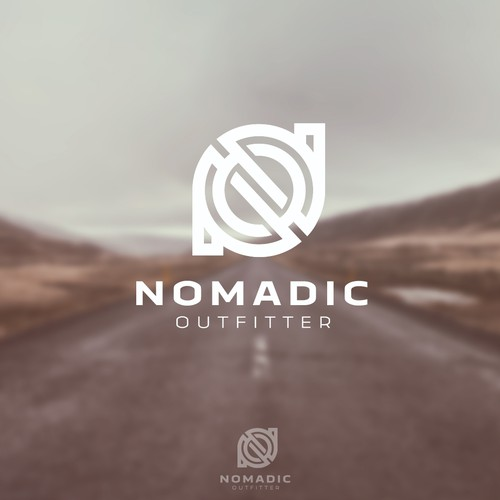 logo for Nomadic Outfitter
